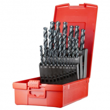 Dormer A108 Drill Bit Set 1-13mm x 0.5mm A188204 For Stainless Steel