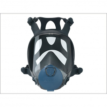 Moldex 9000 Full Face Mask No Filters MOL9002