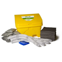 Spill Kits & Absorbents